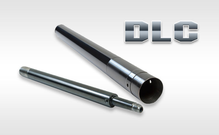 DLC Coating for Dirtbike Forks and Shocks