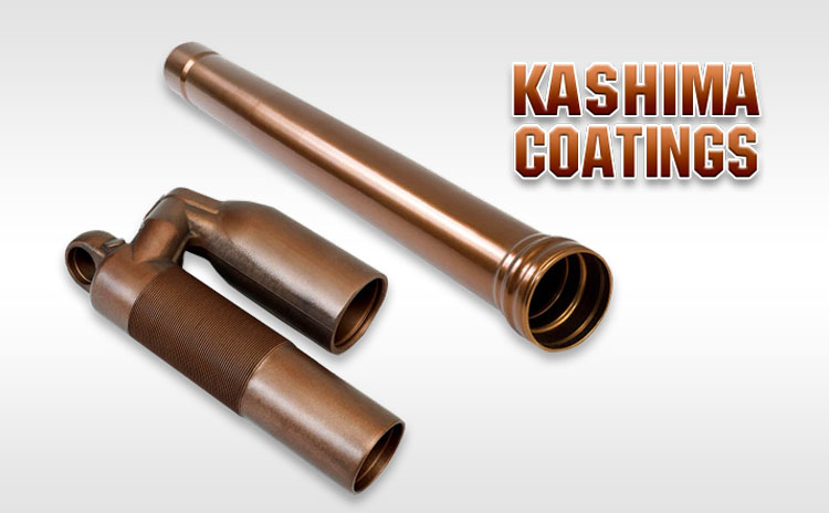 Kashima Coatings for Forks/Shocks