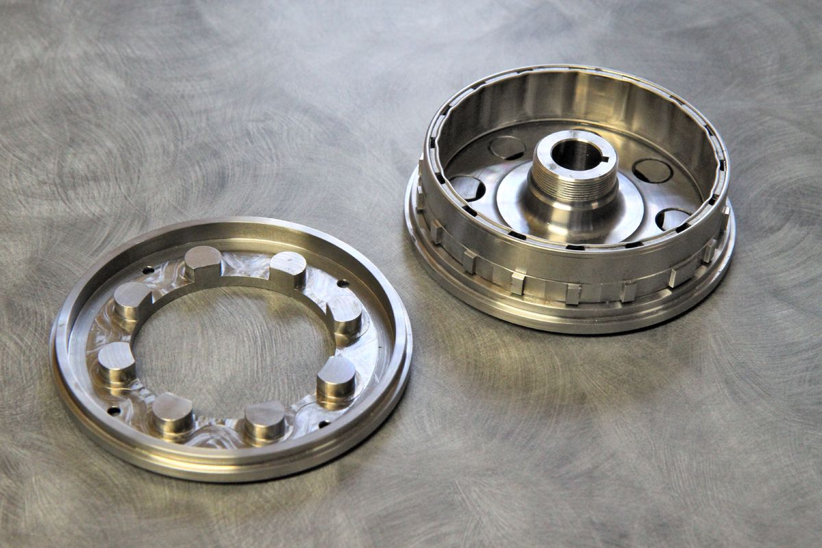Kawasaki Kx Flywheel Weight Stock