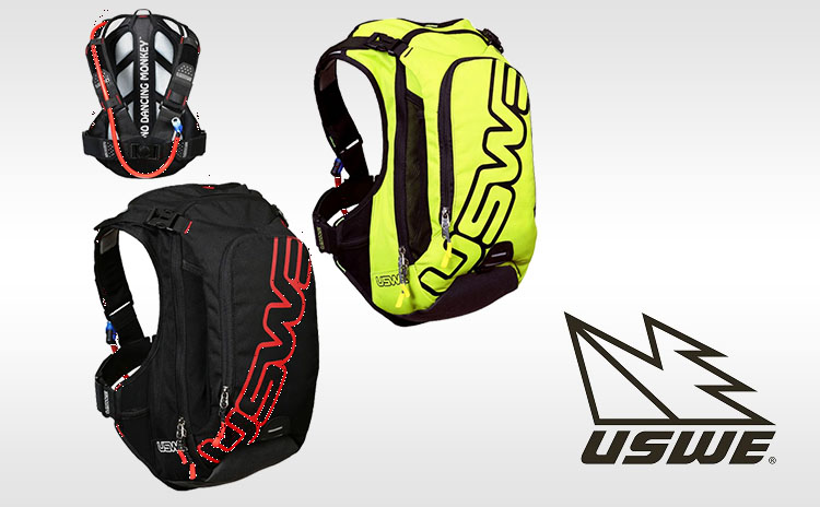 USWE Hydration Packs